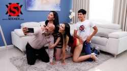 Sexmex – FAMILIA INMORAL – PARTE 2 – TERESA FERRER Y ANGIE MILLER